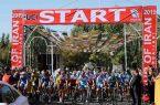 سی و چهارمین تور بینالمللی دوچرخه سواری ایران – آذربایجان آغاز شد