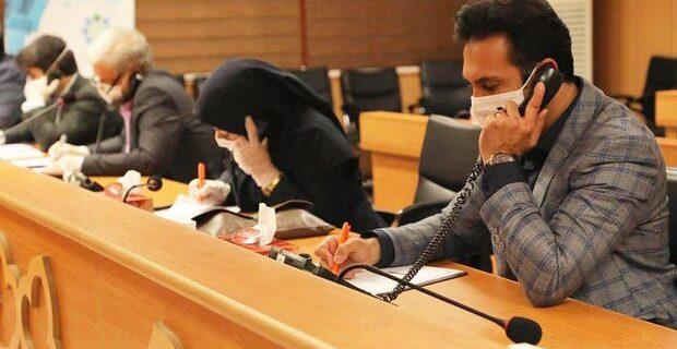 نخستین جلسه ارتباط مستقیم سرپرست شهرداری منطقه ۹ با شهروندان