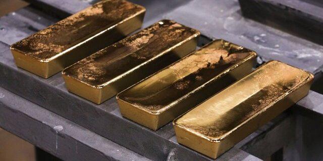 روند افزایشی قیمت طلا آهسته شد