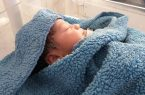 نوزاد رهاشده تبریزی در اختیار شیرخوارگاه احسان است