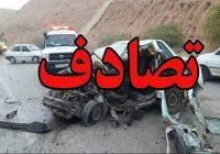 حادثه رانندگی در تبریز هفت مجروح برجای گذاشت