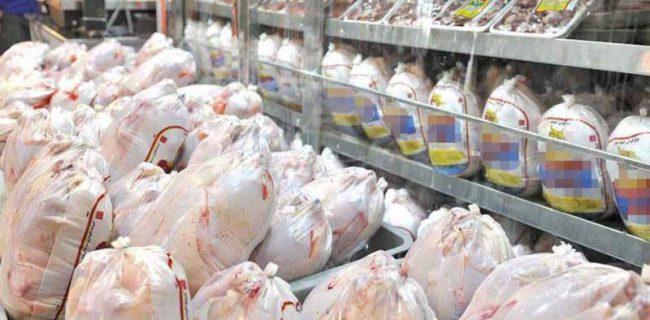 قیمت مرغ به مرز ۲۶ هزارتومان رسید