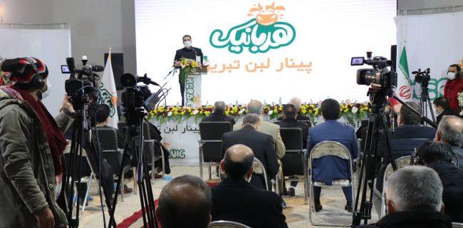 گروه سرمایه گذاری هافمن، برند بزرگ آذربایجان وارد عرصه لبنیات شد