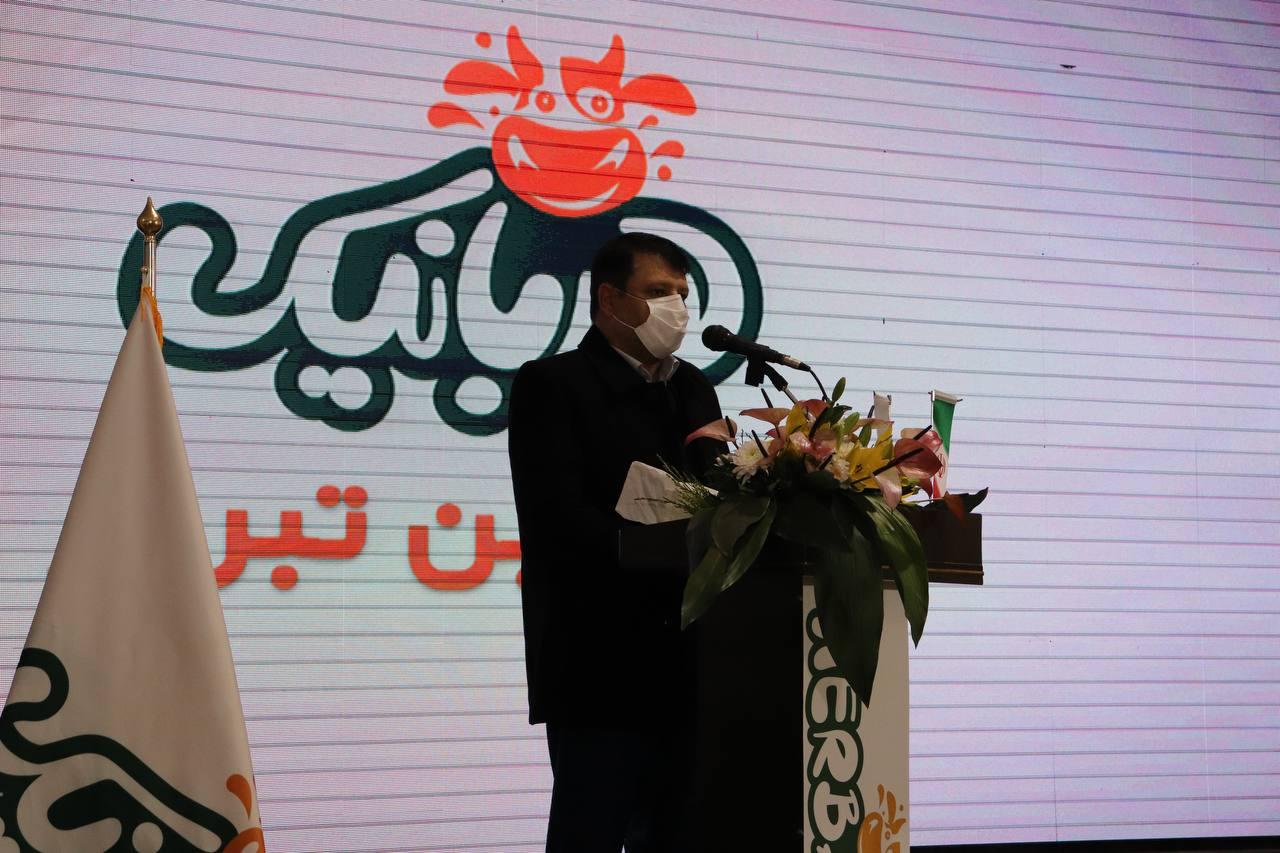 کارخانه پینار لبن تبریز به سطح بالایی از تولید خواهد رسید